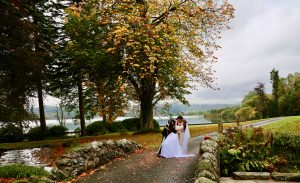 An autumn wedding