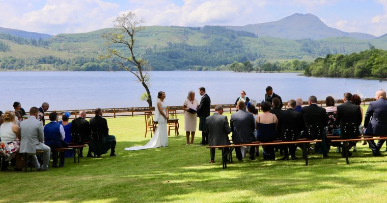 Tips for planning a summer wedding